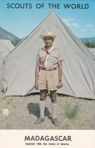 Boy Scouts of the World, MADAGASCAR, 1960´s