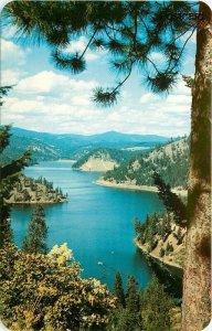 ID, Lake Coeur D'alene, Idaho, Beauty Bay, Dexter No. 78099-B