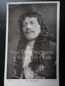 c1915 RP - Actor: Mr Lewis Waller as 'Lord Clancarty'