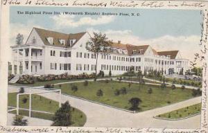 The Highland Pines Inn (Weymouth Heights), Southern Pines, North Carolina, PU...