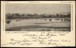 Germany 1901 China TSINGTAU Kiautschou Boxer Rebellion MSP46 SMS Hansa Cov 84984