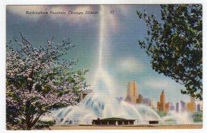 Chicago, Illinois, Buckingham Fountain
