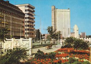 Karl-Marx-Stadt , Germany , 50-70s ; Karl-Marx-Allee