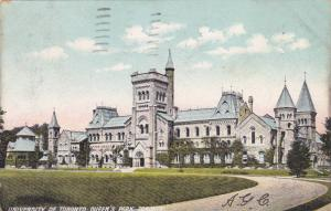 Exterior,University of Toronto, Queen's Park,Toronto, Canada, PU-1907