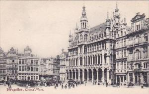 Belgium Brussells Bruxelles Grand Place
