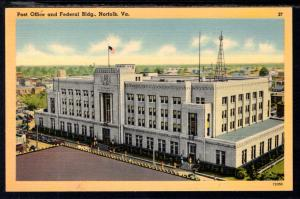 Post Office and Federal Building,Norfolk,VA