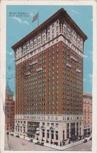 Hotel Belmont New York City New York 1933