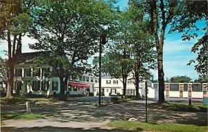 The Stowe House & Motor Inn, 63 Federal Street, Brunswick ME