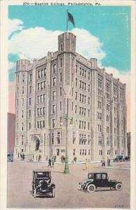 Pennsylvania Philadelphia Baptist College