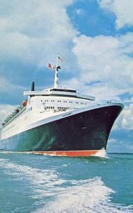 Cunard Line - Queen Elizabeth II