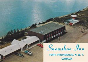 Snowshoe Inn , FORT PROVIDENCE , N.W.T. ,  Canada , 50-70s