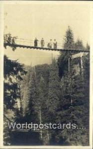 Capiland Canyon, N Vancouver Canada, du Canada Suspension Bridge Capiland Can...