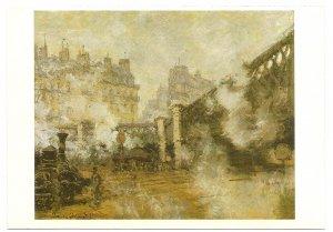 1993 Benedikt Taschen - Monet - Pont de l'Europe - Gare Saint-Lazare