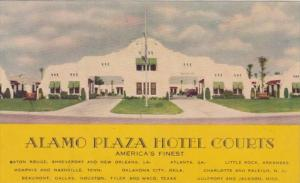 Alamo Plaza Hotel Courts