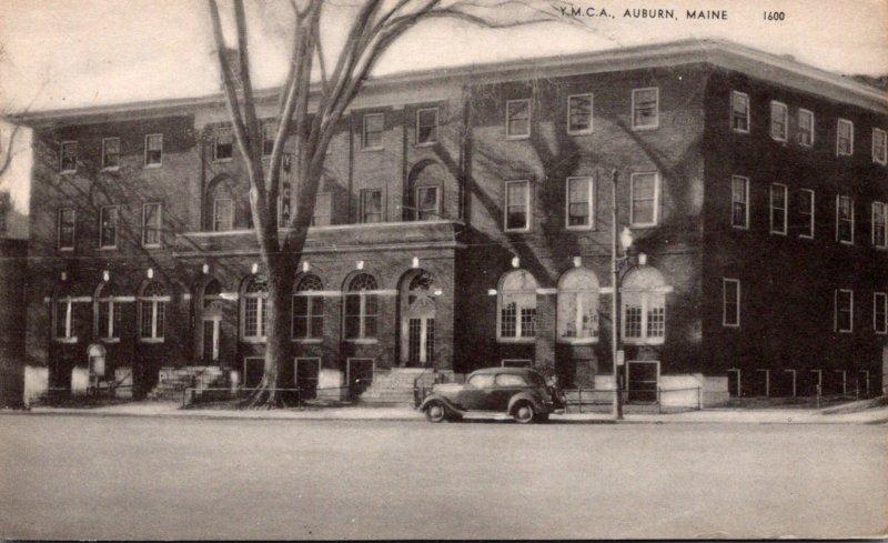 Maine Auburn Y M C A Building