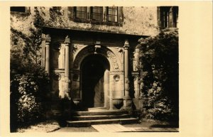 CPA AK Marburg Portal des Renaissancebau am Schloss GERMANY (899358)