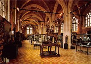 Belgium Antwerpen Museum Vleeshuis Benedenzaal Butchers Hall Groundfloor