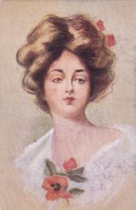 American Beauty Head portrait , 00-10s