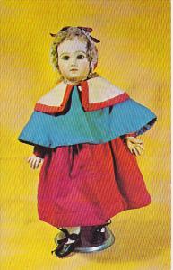 Jumeau Doll Mary Merritt's Doll Museum Douglasville Pennsylvania
