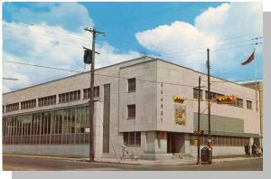 Granby, Quebec, Canada Postcard, The Federal Building