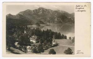 RP: Kochel am See, Germany 20-40s