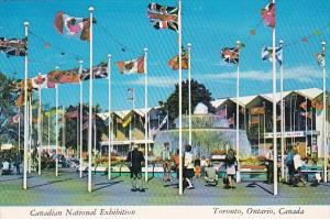 Canada Princess Margaret Fountain At The Canadian National Exhibition Toronto...