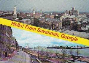 Hello From Savannah Georgia