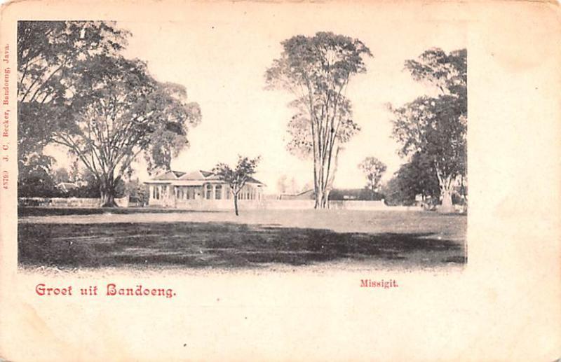 Bandoeng Indonesia, Republik Indonesia Missigit Bandoeng Missigit
