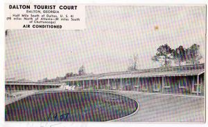 Dalton Tourist Court, Dalton GA