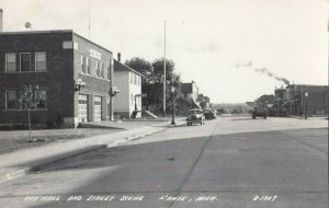 RP: L'ANSE  , Michigan , 1930-40s ; Street