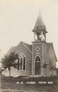 RP: WAUSA , Nebraska , 1911 ; M.E. Church