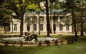 NY - Chautauqua. Chautauqua Institution, Hall of Missions