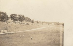 RP:WEST NEWTON , Massachusetts, 1913 ; Golf Course
