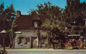 Oldest School House Saint George Street Saint Augustine Florida