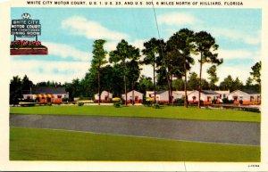 Florida Hilliard White City Motor Court