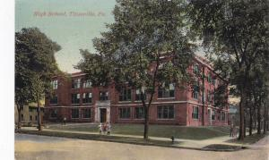High School , TITUSVILLE , Pennsylvania , PU-1912