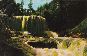Blackwater Falls Davis West Virginia 1958
