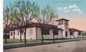 MODESTO, California, 00-10s ; Fourteenth Street School