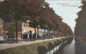 's-GRAVENHAGE, Waldeck Pyrmontkade, South Holland, Netherlands, PU-1914