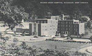 West Virginia Wheeling Richwood Sacred Heart Hospital Artvue