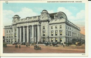 Chicago,Ill., Northwestern Passenger Station