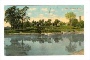 Island Park, Fargo, North Dakota, PU-1910