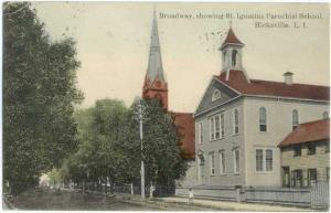 D/B of St. Ignatius Parochial School Hicksville L.I. NY