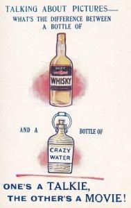 COMIC; 1950-1960's; Drinking Comics