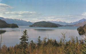 Sportsman´s Paradise, Mountains, Lake, Beautiful British Columbia, Canada, 4...