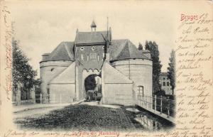 La Porte des Marecheaux, BRUGES, Belgium, PU-1900