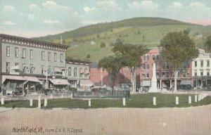 NORTHFIELD , Vermont , 00-10s ; Square