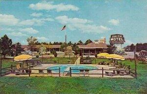 Georgia Kennesaw Smith Motel Pool