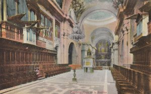 SAN LORENZO DE EL ESCORIAL, Spain, 1900-1910's; Coro De La Basilica