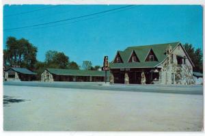 Wadkington Rock Motel, Hopkinsville KY